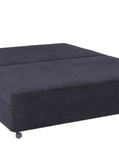 Flaxby Divan Base 4'6 Double BLUE