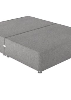Therapur 4'0 P/T 0 Drw Base Only Tweed Grey 4'0 Small double