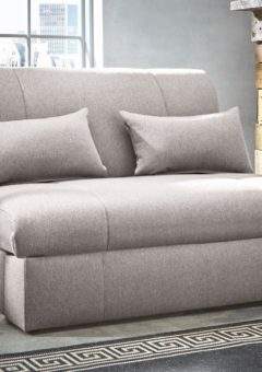 Kelso Sofa Bed Small Double GREY