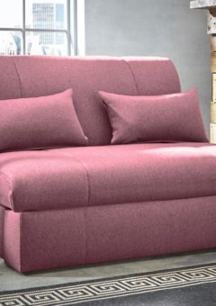 Kelso Sofa Bed Double PURPLE