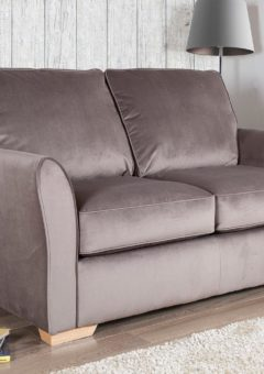 Willis Sofa Bed Small Double GREY