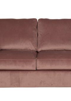Willis Sofa Bed Small Double PINK