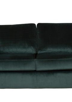 Willis Sofa Bed Small Double GREEN