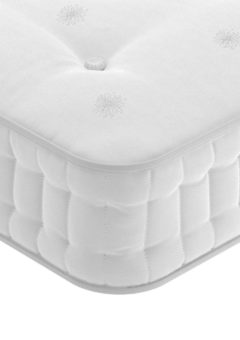 Flaxby Nature's Creation SK Mattress Medium Zipped 6'0 Super king