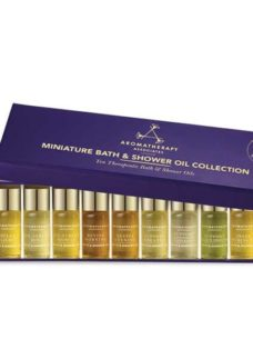 Fortnum & Mason Aromatherapy Miniature Bath & Shower Oil Collection