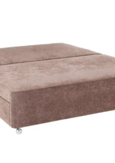 Flaxby Divan Base 3'0 Single BROWN