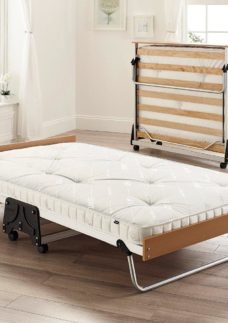 Breeze 4'0 Folding Bed Pocket Sprung Mattress (Dhd 4'0 Small double
