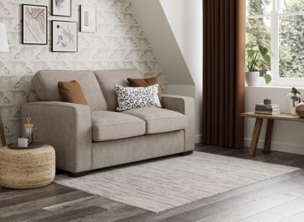 Odessa 3 Seater Sofa Bed Standard - Grey 3 Seater