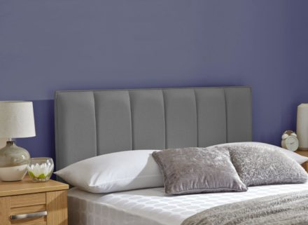 Columbia Headboard 3'0 Single GREY