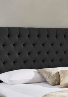 Harrogate Headboard 5'0 King GREY