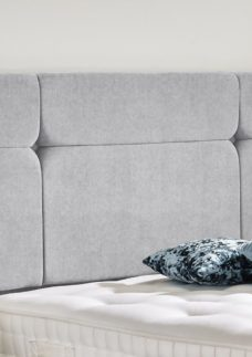 Hebden Headboard 4'0 Small double GREY