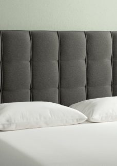 Iowa Headboard 3'0 Single GREY