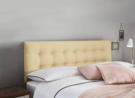 Fairfield Headboard 4'6 Double CREAM