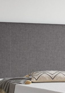 Sleepmotion 200i Headboard 4'6 Double GREY