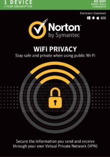 Wi-Fi Privacy 2018 - 1 year for 1 device (download)