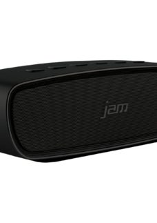 JAM Heavy Metal HX-P920BK-EU Portable Bluetooth Wireless Speaker - Black