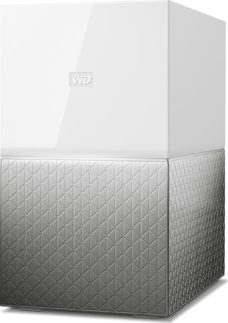 WD My Cloud Home Duo NAS Drive - 6 TB