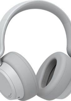 MICROSOFT Surface Wireless Bluetooth Noise-Cancelling Headphones - Platinum