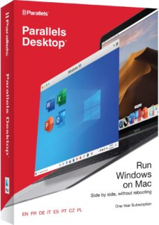 Desktop 15 for Mac - 1 year for 5 devices