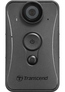 TRANSCEND DrivePro Body 20 Camera - Black