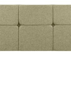 Silentnight Dahlia 4'0 H/B Barley (Enhanced Fabric) 4'0 Small double BEIGE