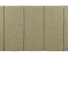 Silentnight Gerdinia D H/B Barley (Enhanced Fabric) 4'6 Double BEIGE