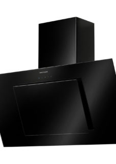 RANGEMASTER Opal 100 Chimney Cooker Hood - Black