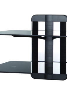 AVF Anywall ZMS1200 Shelves - Black