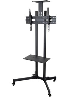 THOR 28092T TV Stand with Bracket - Black