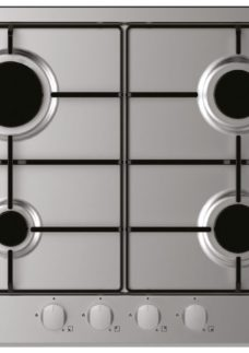 CHW6BRX Gas Hob - Stainless Steel