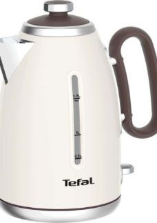 Retra KI780A40 Jug Kettle - Cream & Mokka