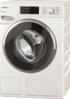 Miele W1 TwinDos WWG 660 WCS WiFi-enabled 9 kg 1400 Spin Washing Machine - White