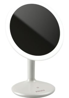 HOMEDICS Touch and Glow MIR-SR820-EU Illuminated Cosmetics Mirror
