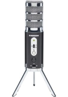 SAMSON Satellite Microphone - Black & Grey