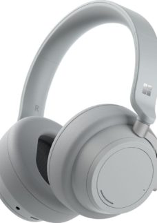 MICROSOFT Surface Wireless Bluetooth Noise-Cancelling Headphones 2 - Light Grey
