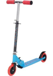 XOOTZ Electron TY6019B Kick Scooter - Red & Blue