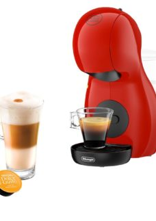 DOLCE GUSTO by De'Longhi Piccolo XS EDG210R Coffee Machine - Red