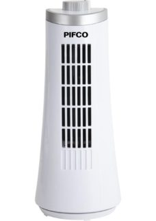 PIFCO P50001 Tower Fan - White