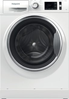 HOTPOINT ActiveCare NM11 1044 WC A UK N 10 kg 1400 Spin Washing Machine - White