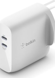BELKIN WCH003myWH Universal Dual USB Charger