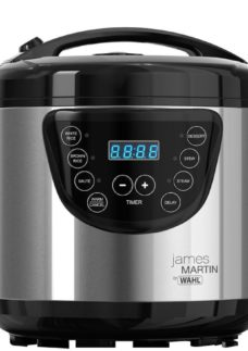 WAHL James Martin ZX916 Multi Cooker - Black & Silver