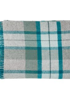 Johnstons Of Elgin Double Face Tartan Throw