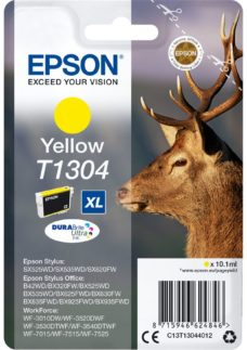 EPSON Stag T1304 Yellow Ink Cartridge
