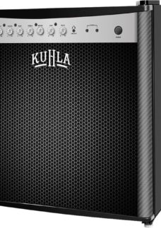 KUHLA KTTF4BGB-1004 Mini Fridge - Black