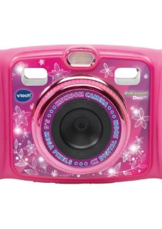 VTECH Kidizoom Duo 5.0 Compact Camera - Pink