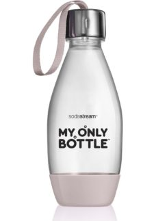 SODASTREAM My Only 0.5 Litre Carbonating Bottle - Pink