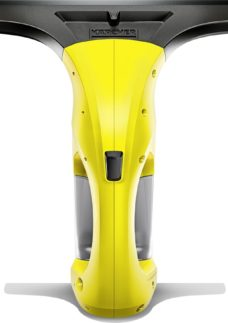 KARCHER WV 1 Window Vacuum Cleaner - Yellow & Black