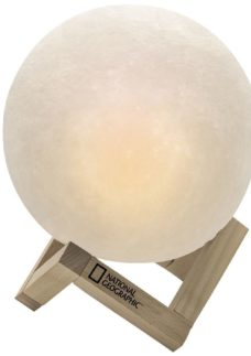 NAT. GEOGRAPHIC NATIONALGE MOON LAMP