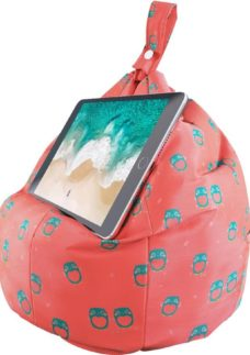 PLANET BUDDIES PBOWCU Kids Tablet Stand - Olive the Owl