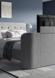 Blakely D TV Bed 4'6 Double